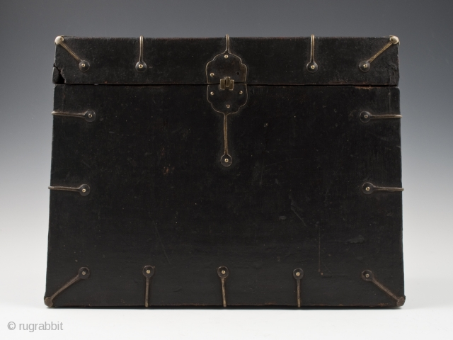 Black box, Tibet.