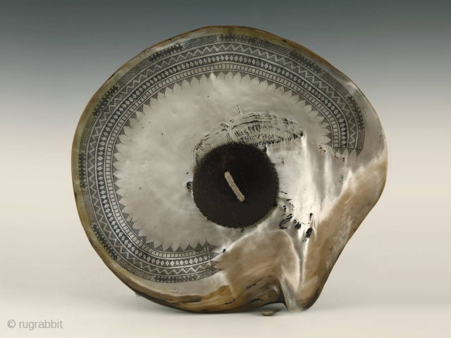 Fikum headhunter's waist ornament,