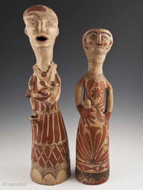 Male and Female Figures,