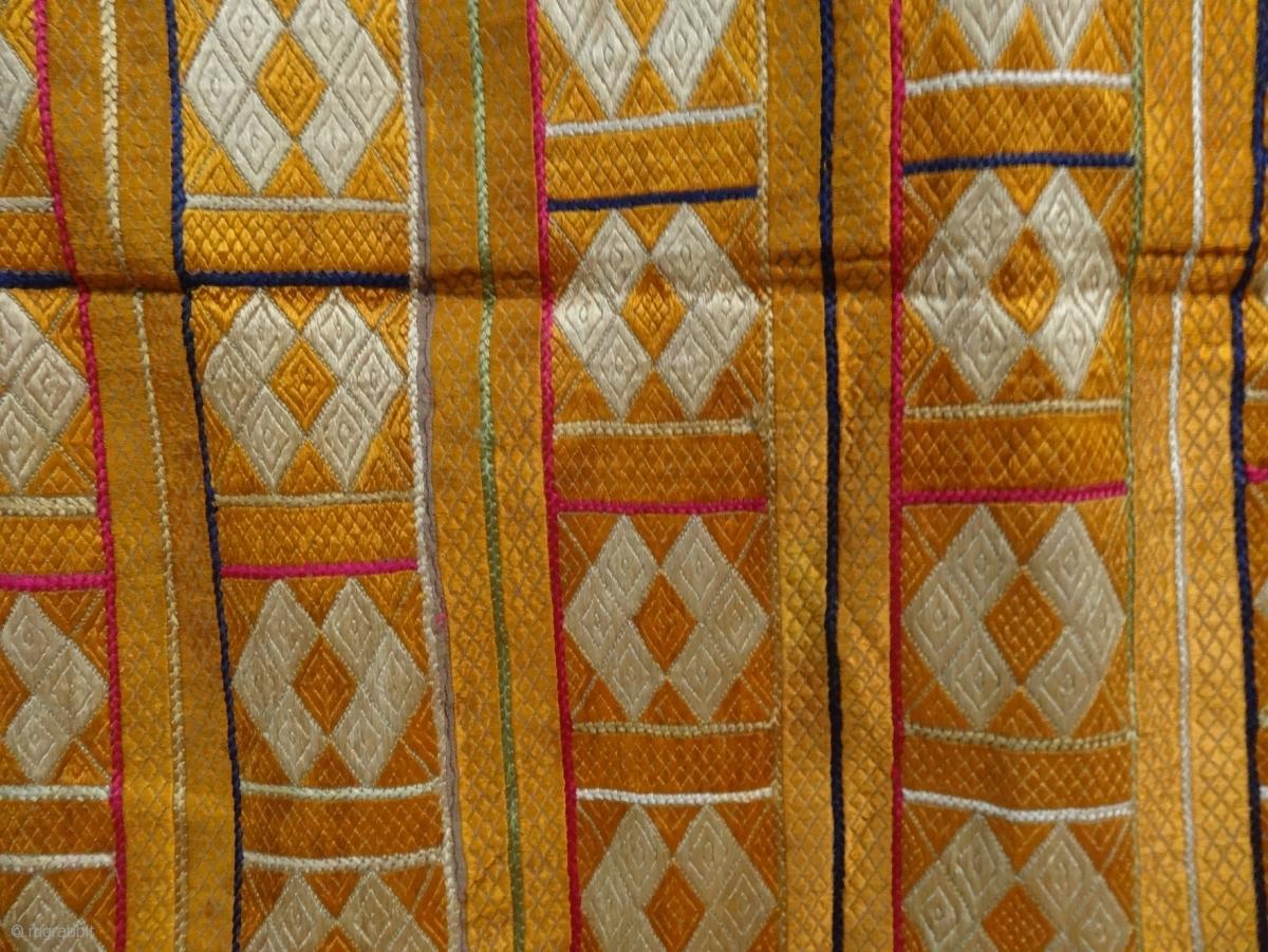 Summer National Style Vintage Women Bohemia Chiffon Printing One piece Dress Indian Dress S M L