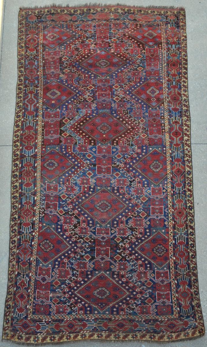 Ersari Beshir Main Carpet About 5 3 X 9 9 160 X 298 Cm