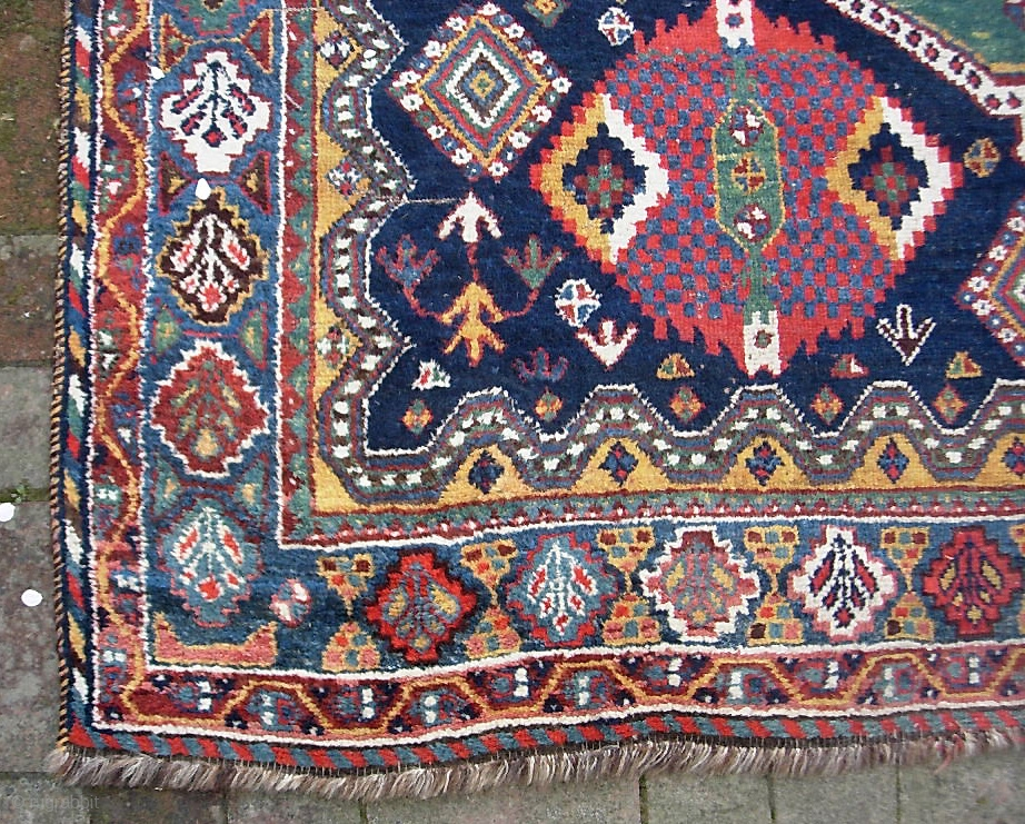 Luri Main Carpet 5 Ft 8 Inches X 10 Ft 3 Inches