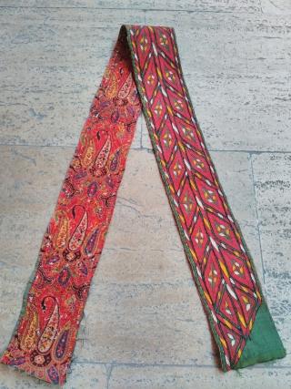 Turkmen Silk embroidery mint condition