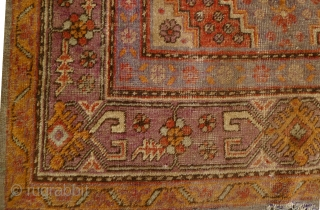 Xinjiang Carpet: