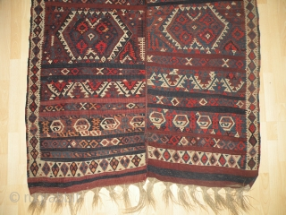 East Anatolian kilim, 140x190 cm