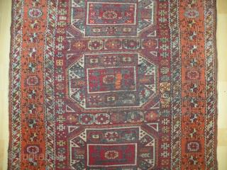 Anatolian rug,133x190 cm