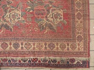 Antiqe Afshar rug 163x202 cm