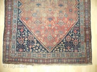Malayer rug, 127 x 213 cm