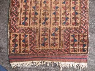 Baluch Prayer Rug, 95 x 125 cm