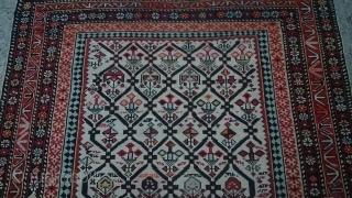 Antique Shirvan Marashali size 145x110