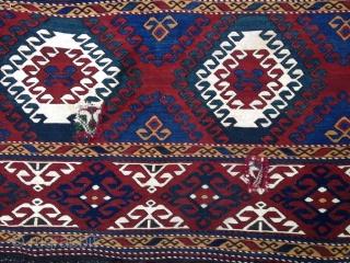 Antique Caucasıan Large Mafrash Big Size