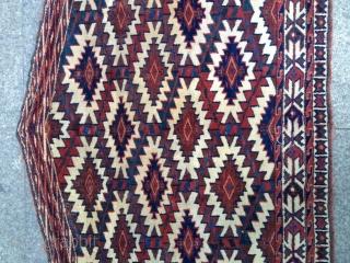 Antique Türkmen Yomut Asmalık