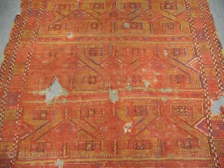Antique West Anatolian Fethiye Cecim.   www.anatolianpicker.com