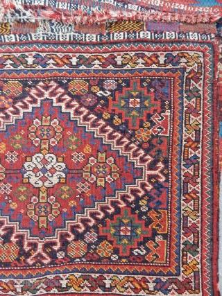 Antique Qashqaii Sadlle Bag