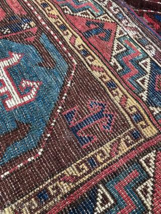 Antique Uzbek Rug