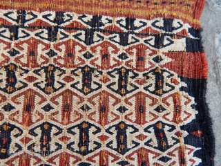 Antique Qashqaii Bag