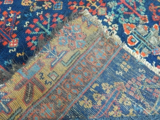 Antique Nortwest Persian Rug Fragment