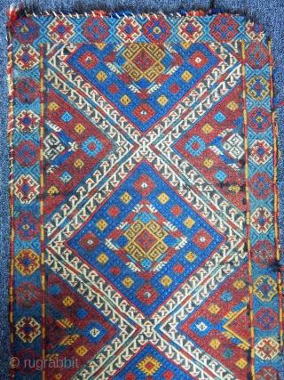Antique Anatolian Cecim Yastık