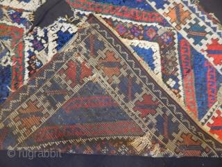 Antique Karakecili Rug