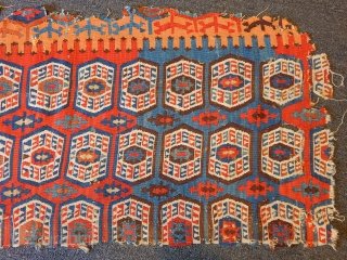 Antique South East Anatolian Kilim