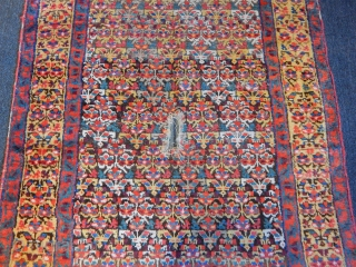 Antique Sahsavan Rug  size.165x127cm