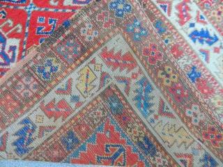 Caucasian Kazak Carpet