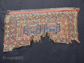 Antique Sahsavan Bagface Sumak  size.45x100cm