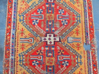 Central Anatolian Karapınar Rug