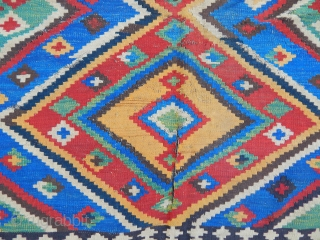 Old Qashqaii Şiraz Kilim  size.275x170cm