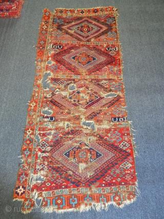 Antique East Anatolian Carpet size.253x110cm
