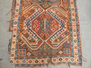 Old Caucasian Calabert Carpet
