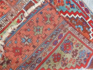 Antique East Anatolian Carpet Fragment