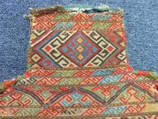 Old Sahsavan Sumak Salt Bag