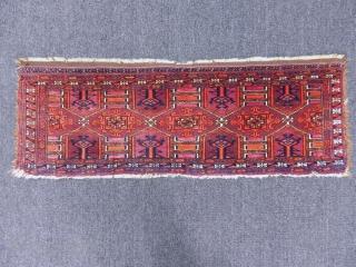 Old Turkmen Saryk Panel