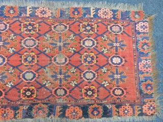 Old Turkmen Besir Chuval