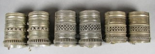 """Lot of Old """"Koochi"""" (Pashtun) Jewelry from the Afghan/Pakistan Border Region,  Very good quality for this type of thing.  I used to import this back in the day.  These  ..."""