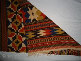 Vintage handmade swedish runner . Excellent condition. Size 4.2×1.9 feet.