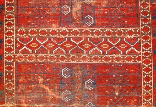 An Ersari Ensi from the second half of the 19th. century