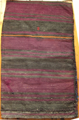 An early 20th century Baluch Balisht. Size 110 x 68cm