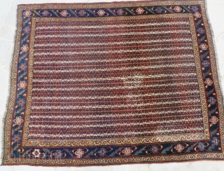 Antique khamseh 190 X 153 cm.