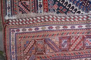 Gashgai 2,40 x 1,38 m, very good condition