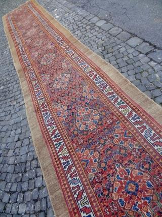 AUCTION: NICEST CAMEL HAIR RUNNER ON EARTH 2'9 x 18'4   1880's NICEST CAMEL HAIR RUNNER ON EARTH 2'9 x 18'4  Direct Contact Info: Bernard Zarnegin Interiors, Seestrasse 43, 8001 Zurich, Switzerland,   ...