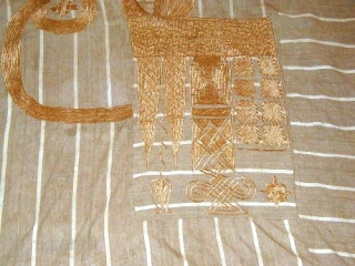 African Hausa cloak good condition about 1950.