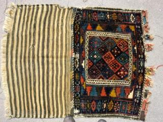 """Jaf kurd bag with back, face 3'-3""""x2'-4"""""""