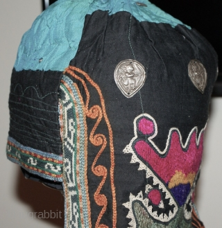 Antique Uzbek hat, good condition.