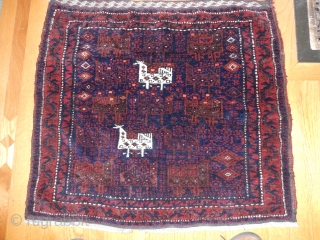 large baluch belouch bagface -  