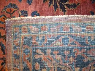 Persian Saroug cm215x399 good conditions early XX th.Century