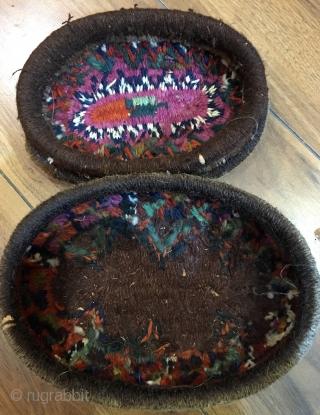 Qashqai box.size 22 cm wide 8 cm high.wool