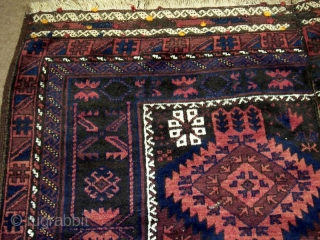 Original two part Baluch rug 1,80*2,65