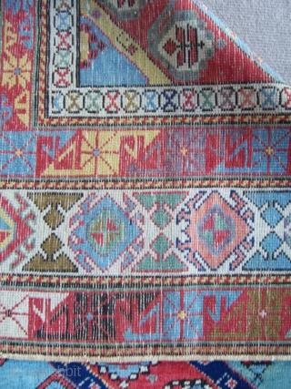 Antique Shahsavan Rug 1,08*2,31